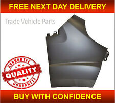 FIAT DUCATO 2006-2014 FRONT WING DRIVER SIDE PRIMED NEW INSURANCE APPROVED