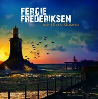 Fergie Frederiksen Any given moment CD SURVIVOR , TOTO , ASIA ,YES