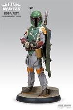 Star Wars Boba Fett Premium Format figure/statue~Sideshow~Nt Bowen~Vader~Mib