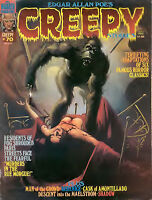 Creepy Magazine (horror comics) - 150 issues on a CD