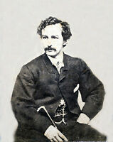 8x10 Photo of John Wilkes Booth-The man who shot President Abraham Lincoln
