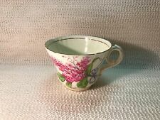 "PARAGON FINE CHINA ""LILAC"" TEA CUP BY APPOINTMENT OF QUEEN MARY  ENGLAND-Rare"