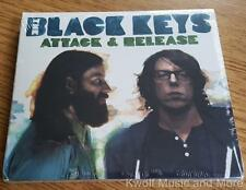 """THE BLACK KEYS  """"Attack & Release""""     NEW   (CD, 2008)"""