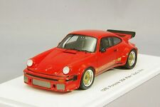 Spark 1/43 1976 Porsche 934 Plain Body Red from Japan