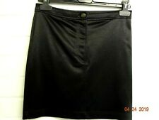 Black Shiny Mini Skirt from Atmosphere size 10
