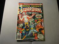 Marvel Presents: #7 Guardians Of The Galaxy  (1976, Marvel) MID GRADE