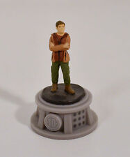 """2012 District 10 Male Tribute 2"""" Movie PVC Mini Action Figure Hunger Games"""