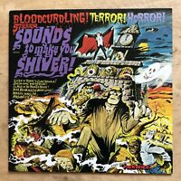 Sounds To Make You Shiver 1974 Vinyl LP Pickwick Records SPC-5101