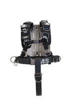 OMS Dive Backplate w/ Comfort Harness System III
