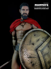 "1/6 Momtoys M006 Ancient Greek Warrior Sparta King Leonidas 12"" Action Figure"