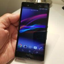 Sony Xperia Z C6606 - 16GB - Black (T-Mobile) Smartphone