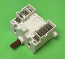 EGO 41.41723.007 Hotplate Control  Switch, 3 heat 10 amp  Tab Terminals