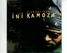 CD INI KAMOZE	lyrica gangsta	VG++/VG++ (B3346)