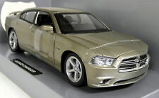 Newray 1/24 Scale 71913 Dodge Charger SRT Silver / Grey Diecast model car