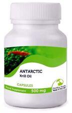 Antarctic Krill Oil 500mg - 180 capsules omega-3