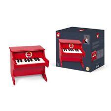 Janod Klavier Piano aus Holz für Kinder Musikinstrument 18 Tasten J07622