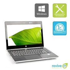 """HP ProBook 430 G5 13.3"""" Touch Screen Laptop Core i3 Min 2.40GHz Grade B v.WAA"""