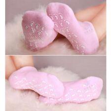 Pink Gel Spa Moisturizing Socks Repair Feet Socks Foot Care Exfoliating Socks