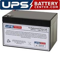 APC RBC4 Compatible Replacement Battery