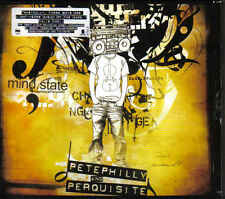 Pete Philly and Perquisite-Mind State cd album digipack