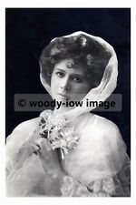 rp10270 - Stage Actress - Mabel Love - photograph 6x4