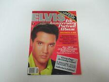 MODERN SCREEN: ELVIS 4TH ANNIVERSARY PORTRAIT ALBUM EXCELLENT CONDITION
