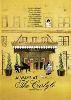 Always at The Carlyle NEW DVD