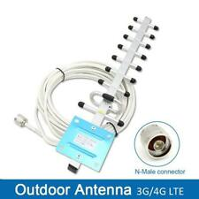 WiFi Antenna 3G 4G Outdoor LTE 1800Mhz 13dBi Connector Mobile Signal Boosters