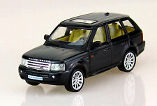 Land Rover Range Rover Sport schwarz Blister 1:43 Ixo/Altaya Modellauto