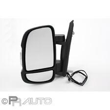 Ducato Boxer III Jumper  07/06-14 Außenspiegel Spiegel links elektrisch schwarz