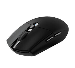 Brand New Logitech G305 Black LIGHTSPEED Wireless Gaming Mouse & G240 Pad
