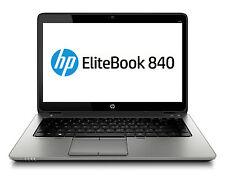 """HP Elitebook 840 G1 - i5-4300U 14""""HD 8GB 500GB HDD W7"""