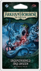 Arkham Horror The Card Game Undimensioned And Unseen Mythos Pack