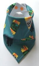 Baby Bandana Dribble Bib (Bibdana). Minecraft! NEW! Fun New Baby Gift Idea!