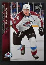2015-16 Upper Deck #46 Erik Johnson - NM-MT
