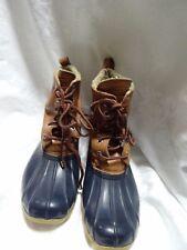 Sperry Topsider Rubber Waterproof Boots, Women's 6