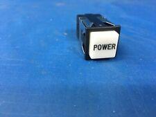 NOS Duotech Push Switch, 0.1A 125VAC P/N:83-1550-5644