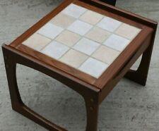 Vintage Retro G-Plan Style 70s Tiled Top Teak Table