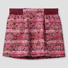 Baby Girls' Red Jacquard Mini Skirt, Genuine Kids from OshKosh, 18 Months 18M