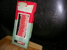 Vintage Store Display for 10 cent Brite Shoe Laces