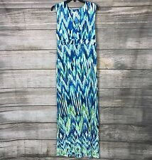 Chico's Women's Stretch Sleeveless Maxi Dress Size 1