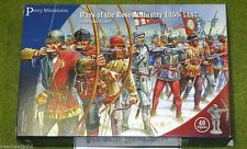 Perry Miniatures WAR OF THE ROSES INFANTRY 1455-1487 28mm plastic boxed set.