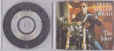 Steve Miller Band - The Joker - Scarce 1990 UK 4track CD