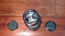 TOKINA RMC 70-210mm f4.5 EMZ Manual Focus Macro Zoom Lens – Pentax K mount