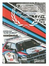 DVD Rally DOPPIO Best of Lancia Delta HF Integrale Evo Sedici Racing Motorsport