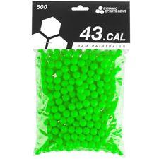 DSG RAM Paintballs cal.43 100 Stück Grün Lime
