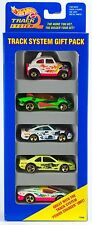 Hot Wheels Track System 5 Pack Gift Set Gold 3 Spokes - Baja Bug BW's 1996 A1