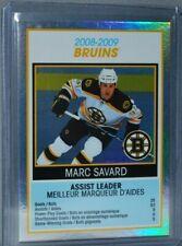 2009-10 O-Pee-Chee Team Checklists #TC3 Marc Savard Boston Bruins