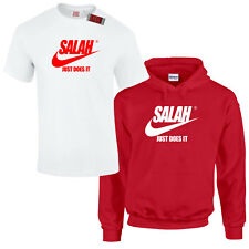 Mo Mohamed Salah Does It Spoof Liverpool Football Egypt Hoodie or T-Shirt