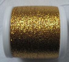 Beilauf - Faden, metallisiert, zum Häkeln oder Stricken, MADEIRA, 1000m, Col.326